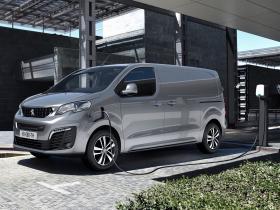 Ver foto 1 de Peugeot e-Expert 2020