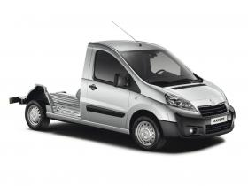 Fotos de Peugeot Expert Chasis Cabina 2007