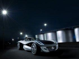 Fotos de Peugeot Flux Concept 2007