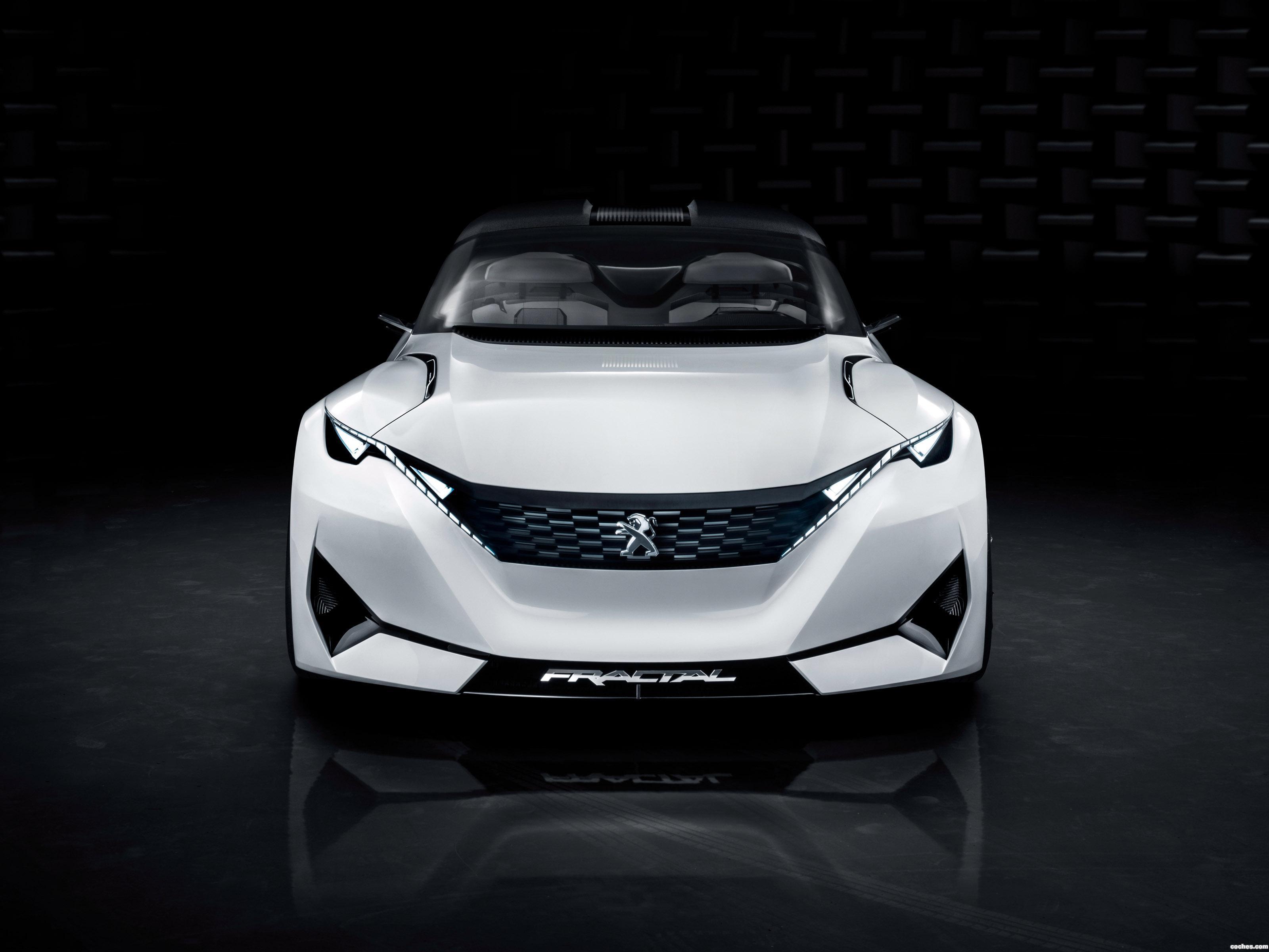 Foto 0 de Peugeot Fractal 2015