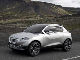 Ver foto 1 de Peugeot HR1 Concept 2010
