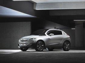 Ver foto 13 de Peugeot HR1 Concept 2010