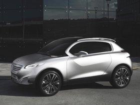 Ver foto 12 de Peugeot HR1 Concept 2010