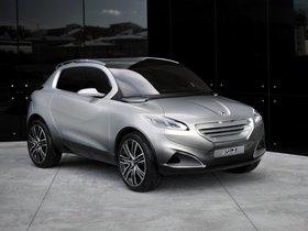 Ver foto 11 de Peugeot HR1 Concept 2010
