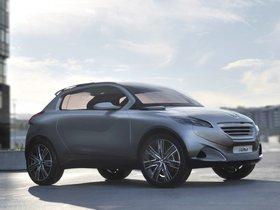 Ver foto 10 de Peugeot HR1 Concept 2010