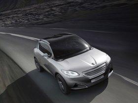 Ver foto 9 de Peugeot HR1 Concept 2010