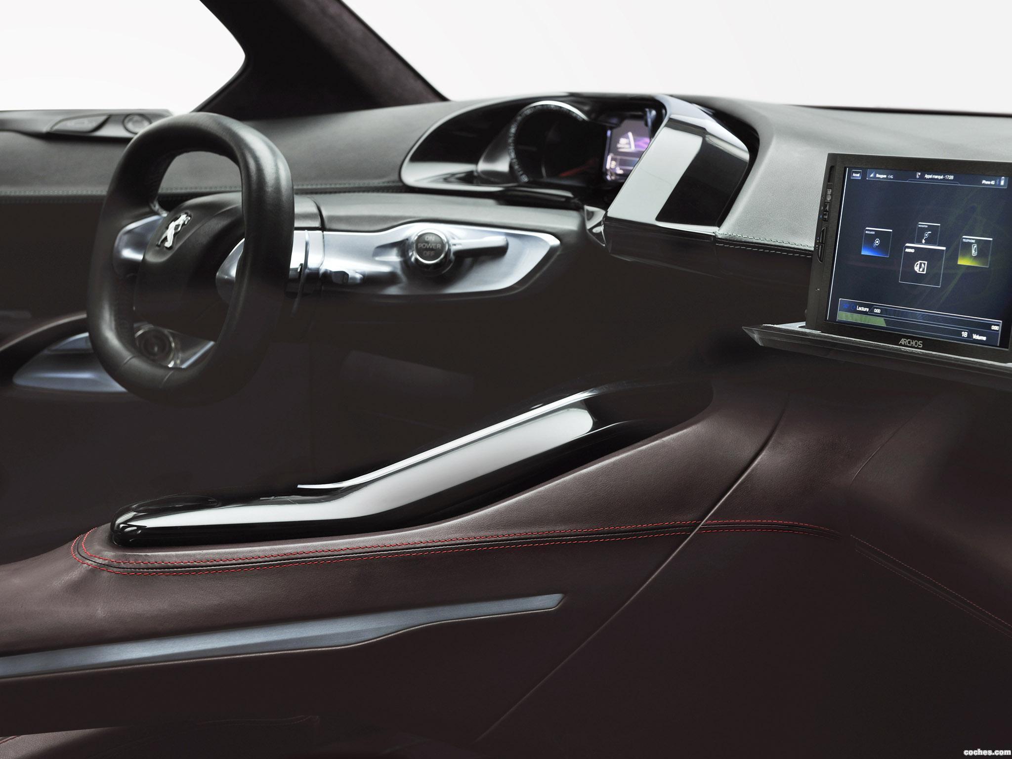 Foto 16 de Peugeot HR1 Concept 2010
