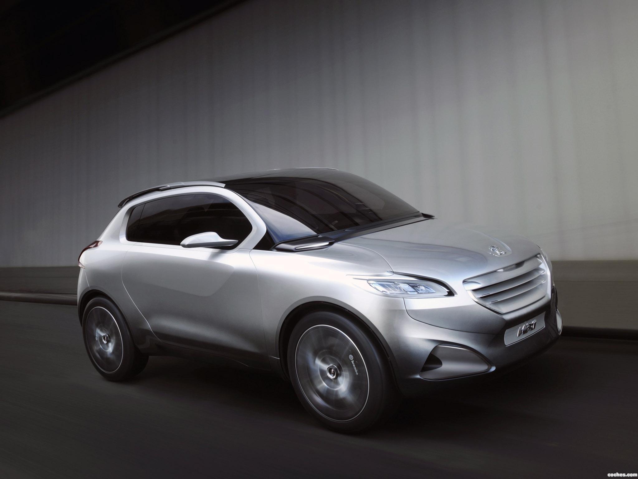 Foto 7 de Peugeot HR1 Concept 2010