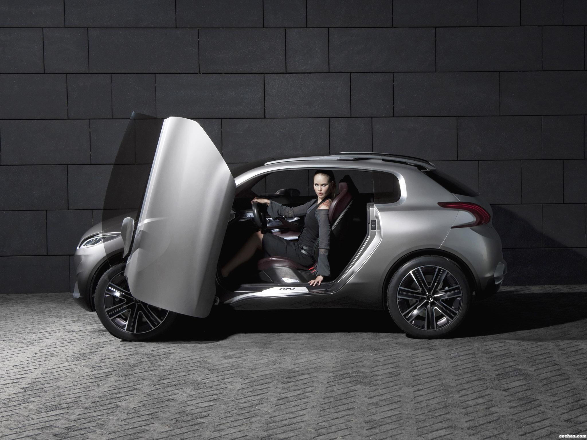 Foto 4 de Peugeot HR1 Concept 2010