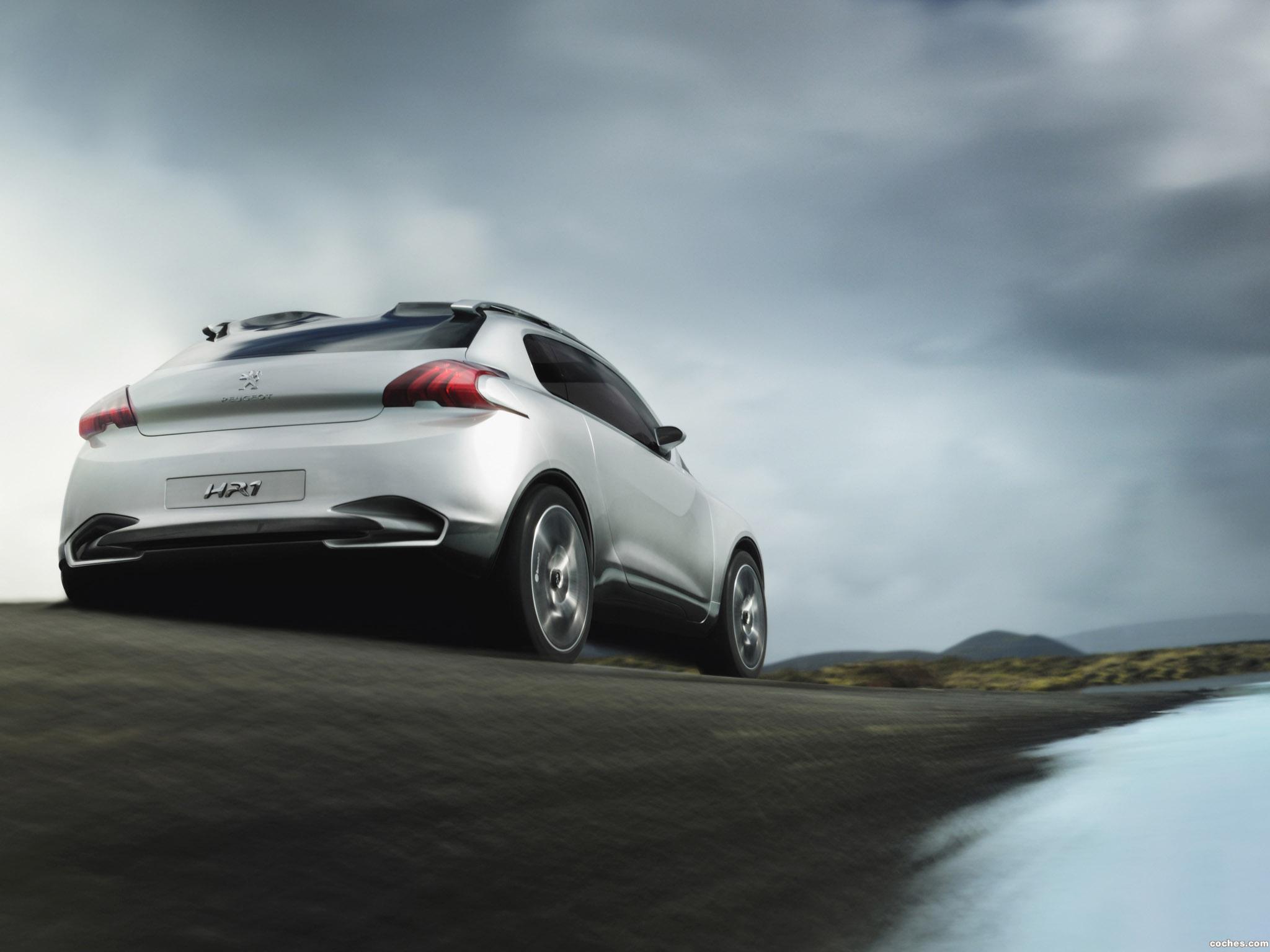 Foto 1 de Peugeot HR1 Concept 2010