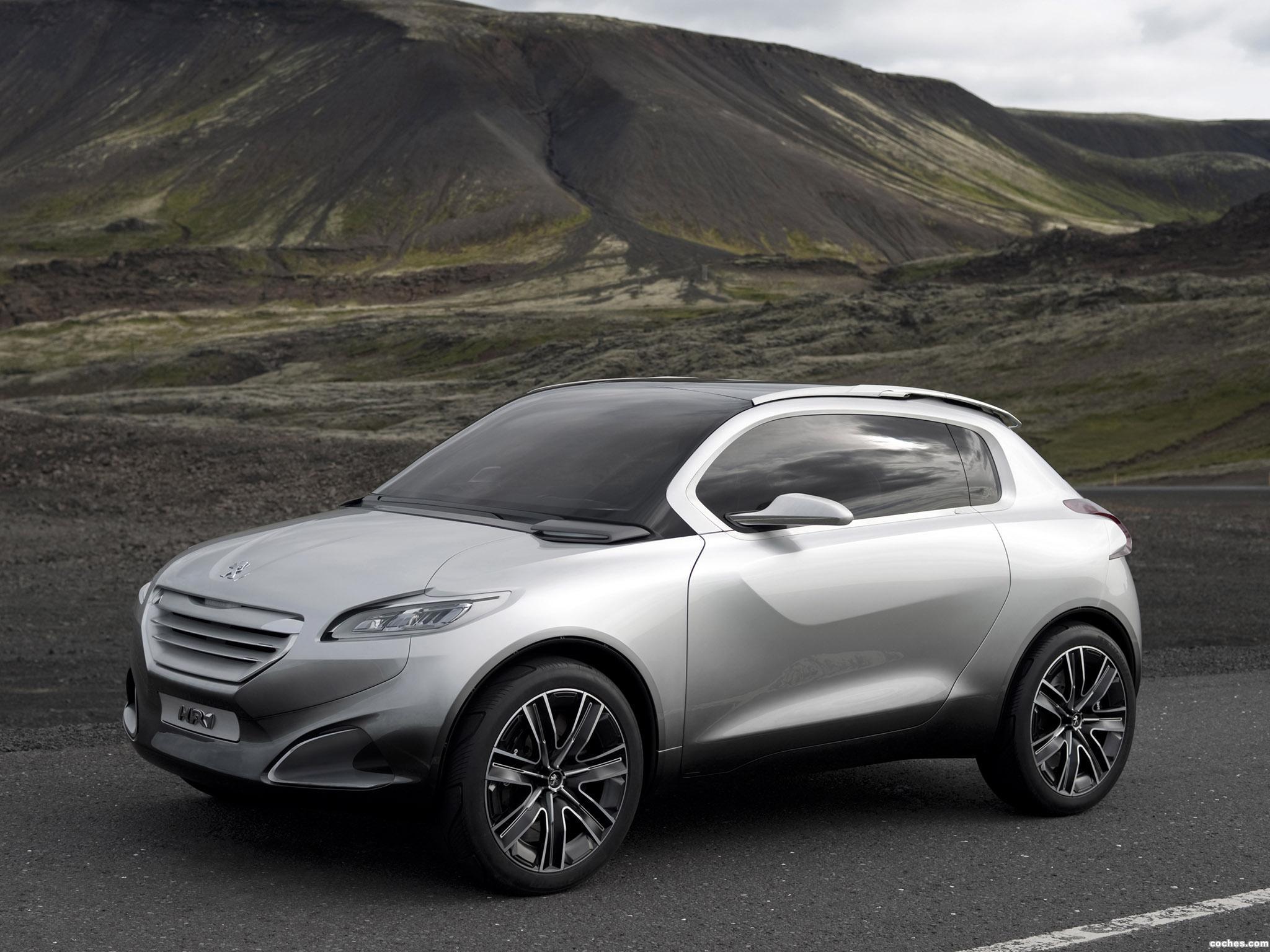 Foto 0 de Peugeot HR1 Concept 2010