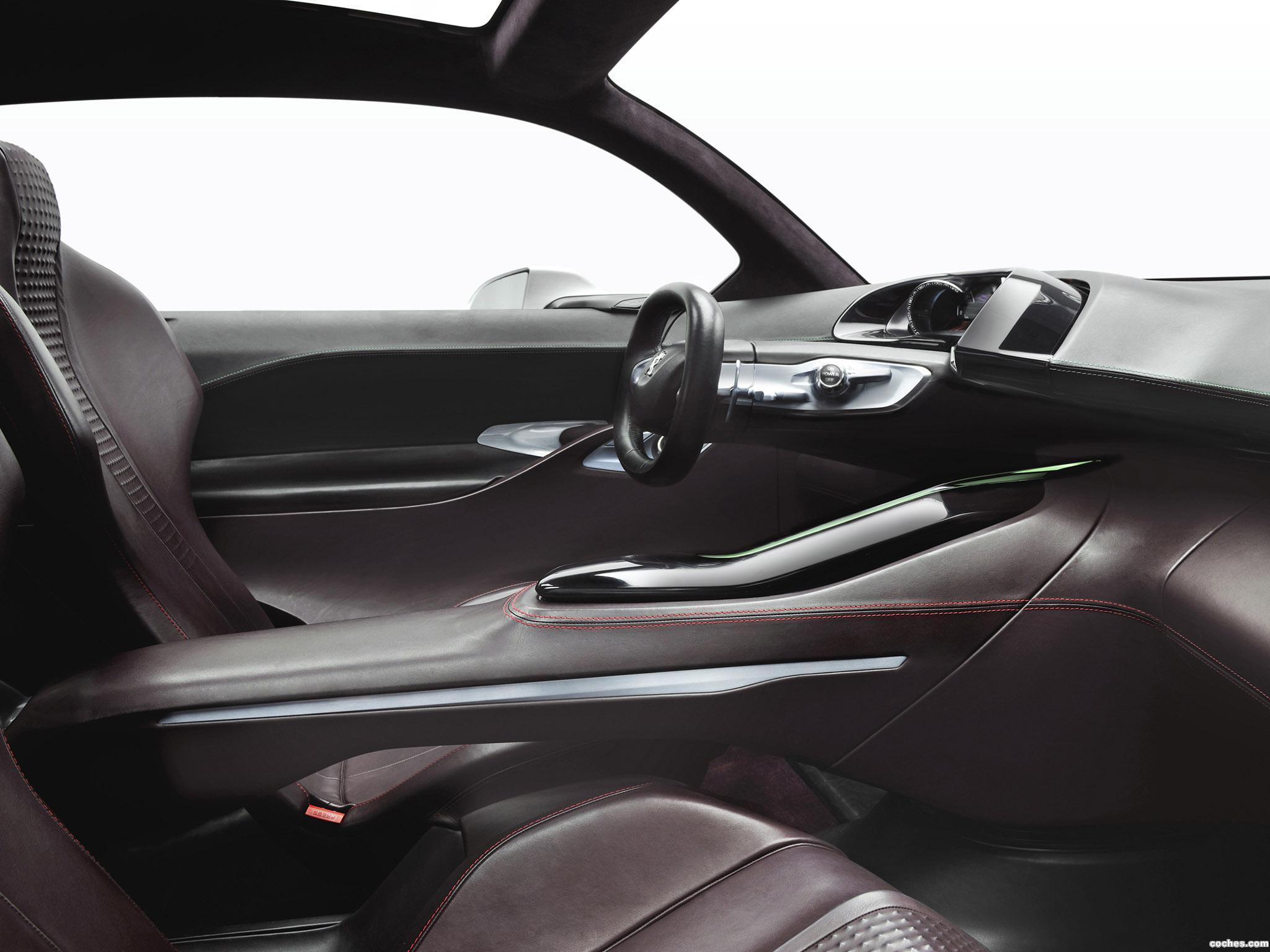 Foto 15 de Peugeot HR1 Concept 2010
