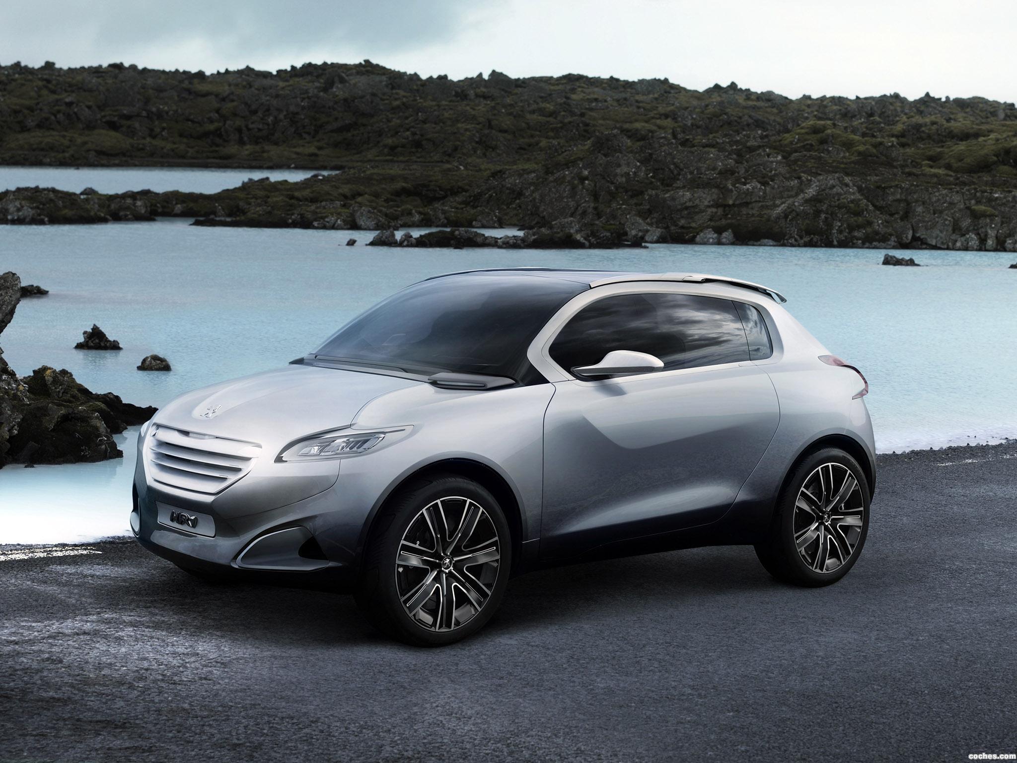 Foto 13 de Peugeot HR1 Concept 2010