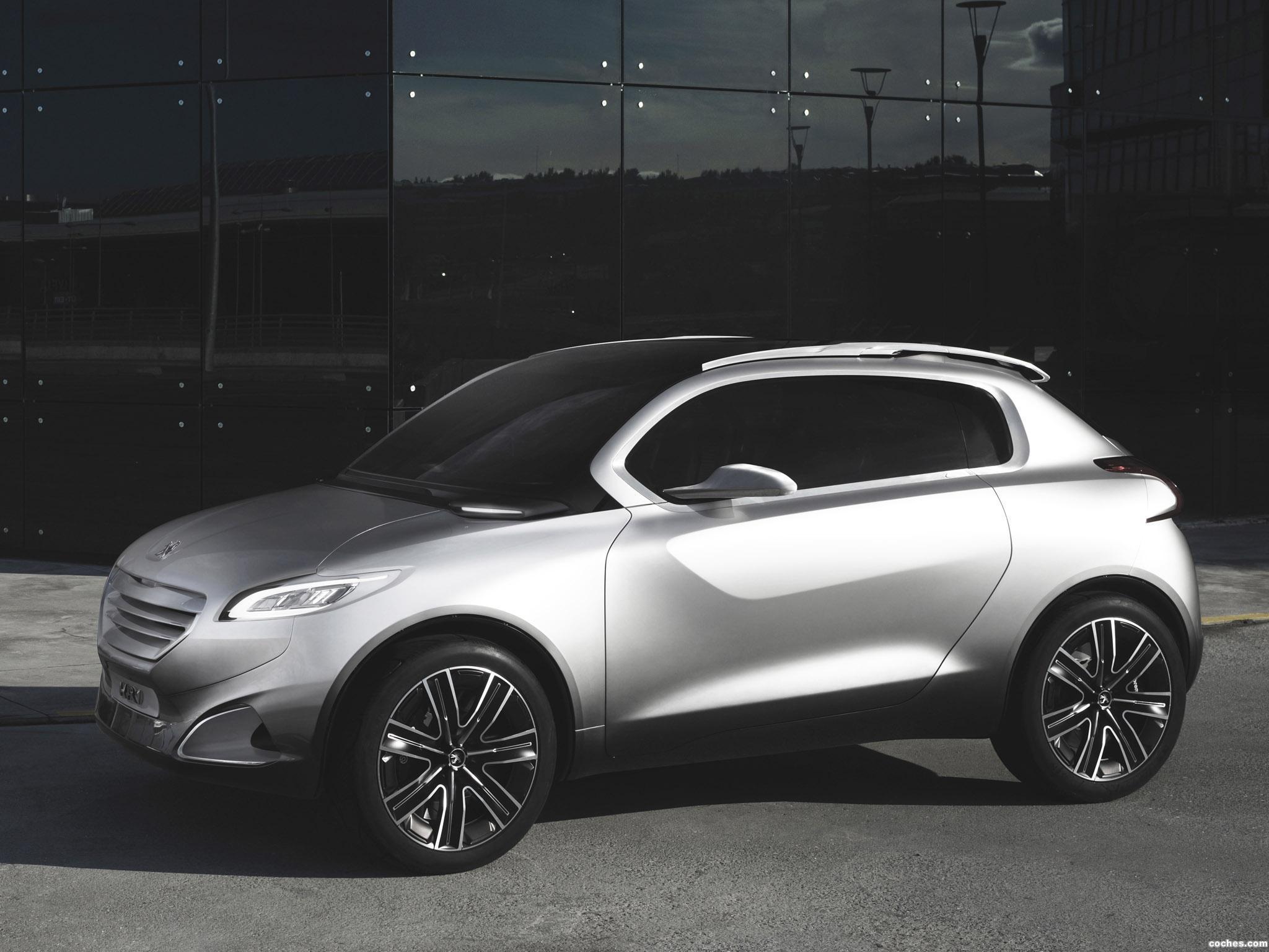 Foto 11 de Peugeot HR1 Concept 2010