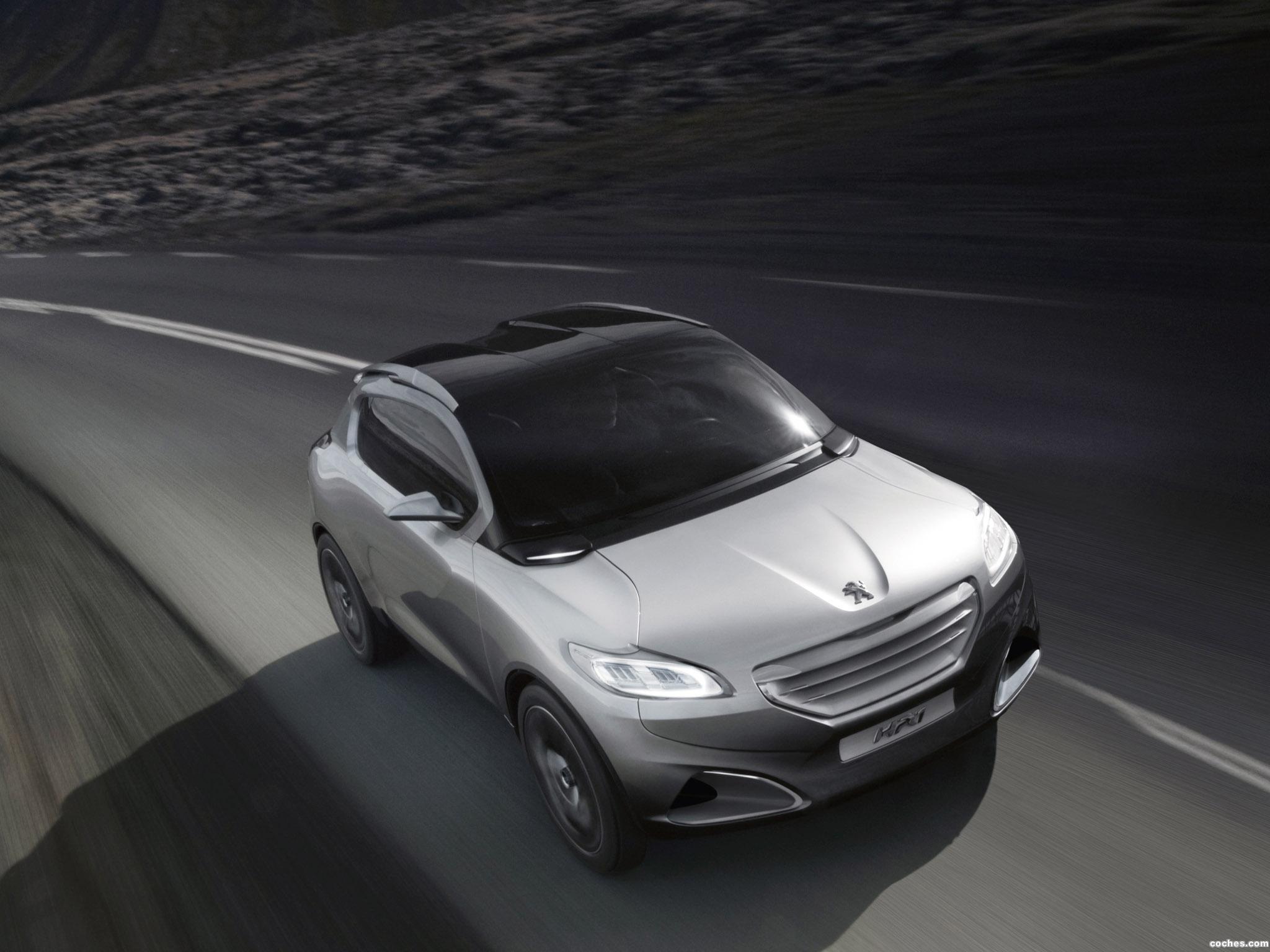 Foto 8 de Peugeot HR1 Concept 2010