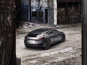 Ver foto 4 de Peugeot HX1 Concept 2011