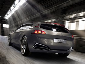 Ver foto 3 de Peugeot HX1 Concept 2011