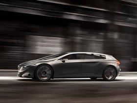 Ver foto 2 de Peugeot HX1 Concept 2011