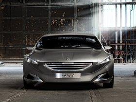 Ver foto 14 de Peugeot HX1 Concept 2011