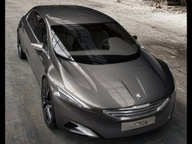 Ver foto 13 de Peugeot HX1 Concept 2011