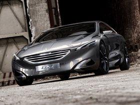Ver foto 12 de Peugeot HX1 Concept 2011