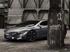Ver foto 11 de Peugeot HX1 Concept 2011