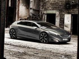 Ver foto 10 de Peugeot HX1 Concept 2011