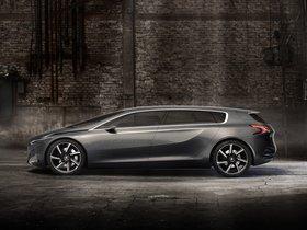Ver foto 9 de Peugeot HX1 Concept 2011