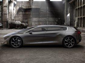 Ver foto 8 de Peugeot HX1 Concept 2011