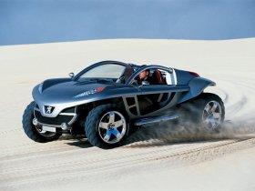 Ver foto 1 de Peugeot Hoggar Concept 2003
