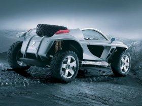 Ver foto 4 de Peugeot Hoggar Concept 2003