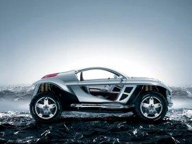 Ver foto 3 de Peugeot Hoggar Concept 2003