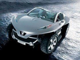 Ver foto 2 de Peugeot Hoggar Concept 2003
