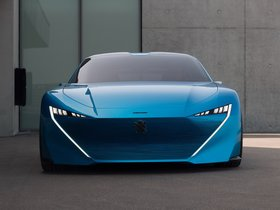 Ver foto 21 de Peugeot Instinct Concept 2017