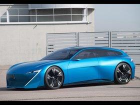 Ver foto 2 de Peugeot Instinct Concept 2017