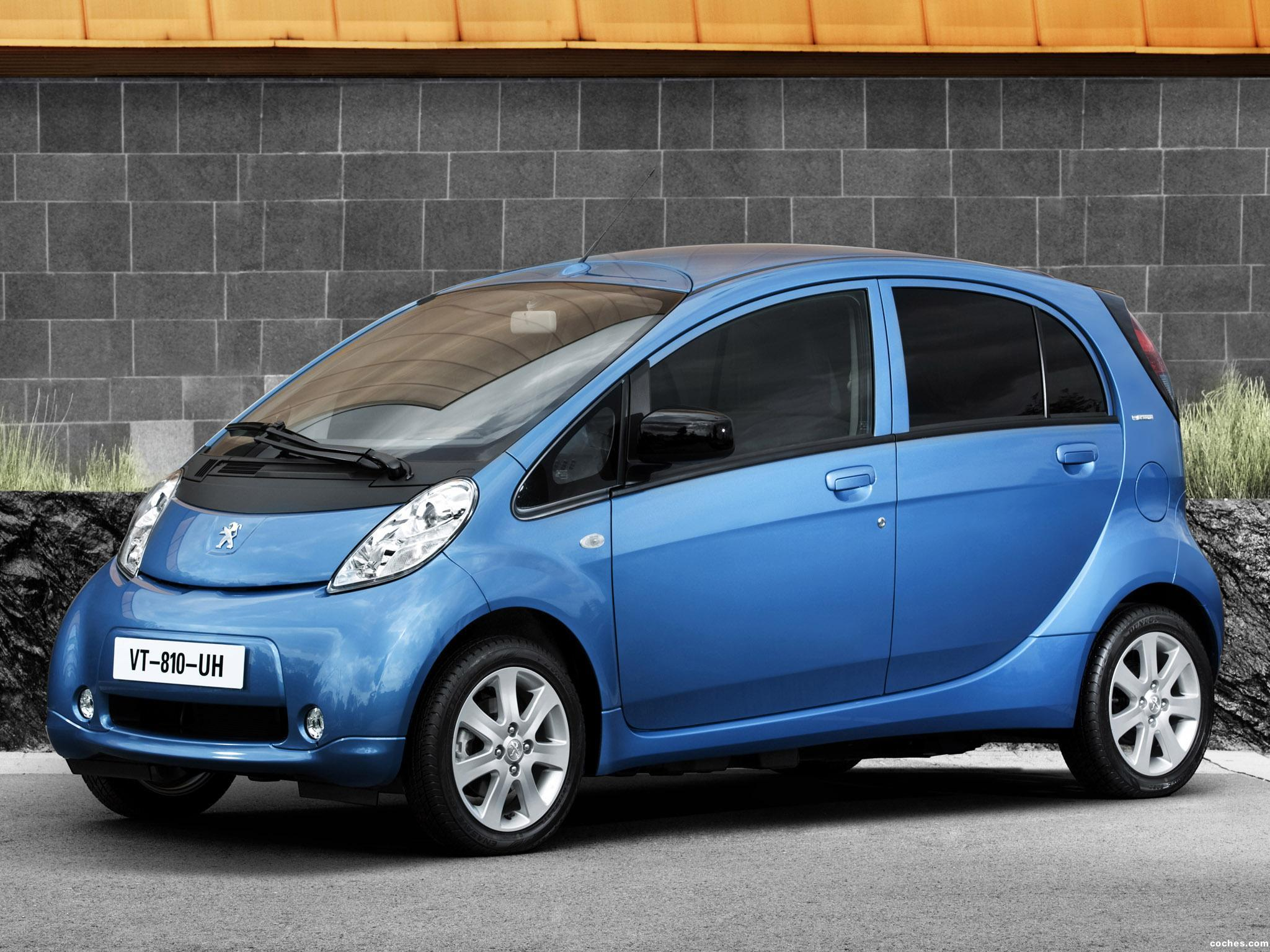 Foto 0 de Peugeot iOn 2010