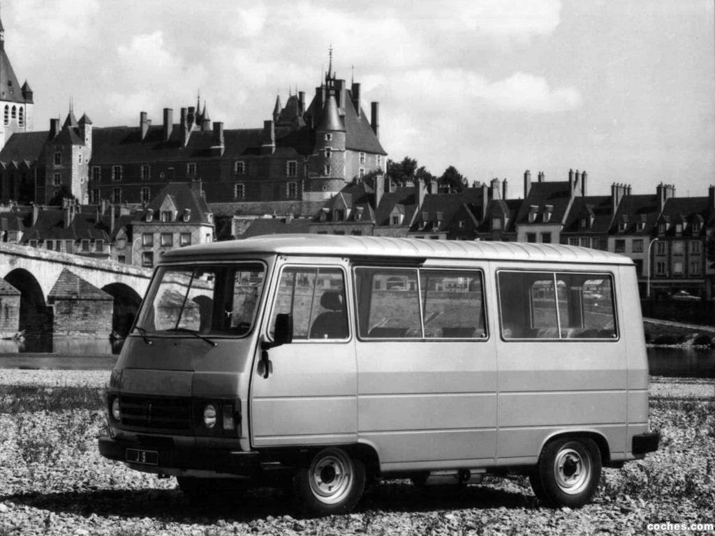 Foto 0 de Peugeot J9 1980