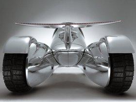 Ver foto 4 de Peugeot Moonster Concept 2001