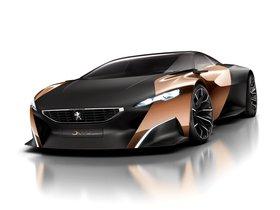 Ver foto 1 de Peugeot Onyx Concept 2012