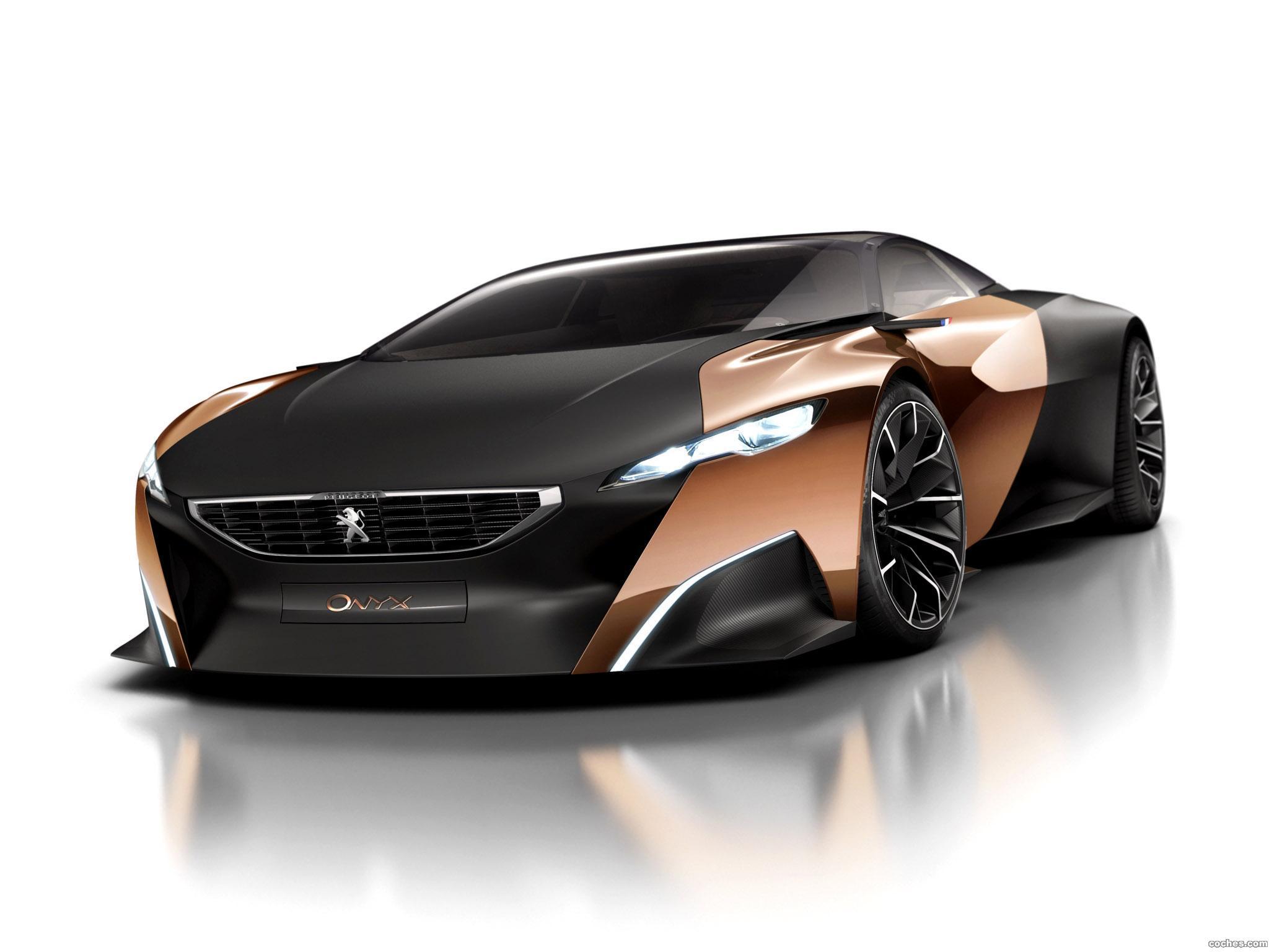 Foto 0 de Peugeot Onyx Concept 2012