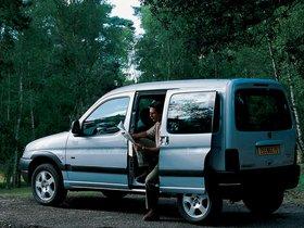 Ver foto 4 de Peugeot Partner 1996
