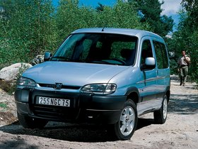 Fotos de Peugeot Partner 1996