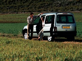 Ver foto 5 de Peugeot Partner 2003