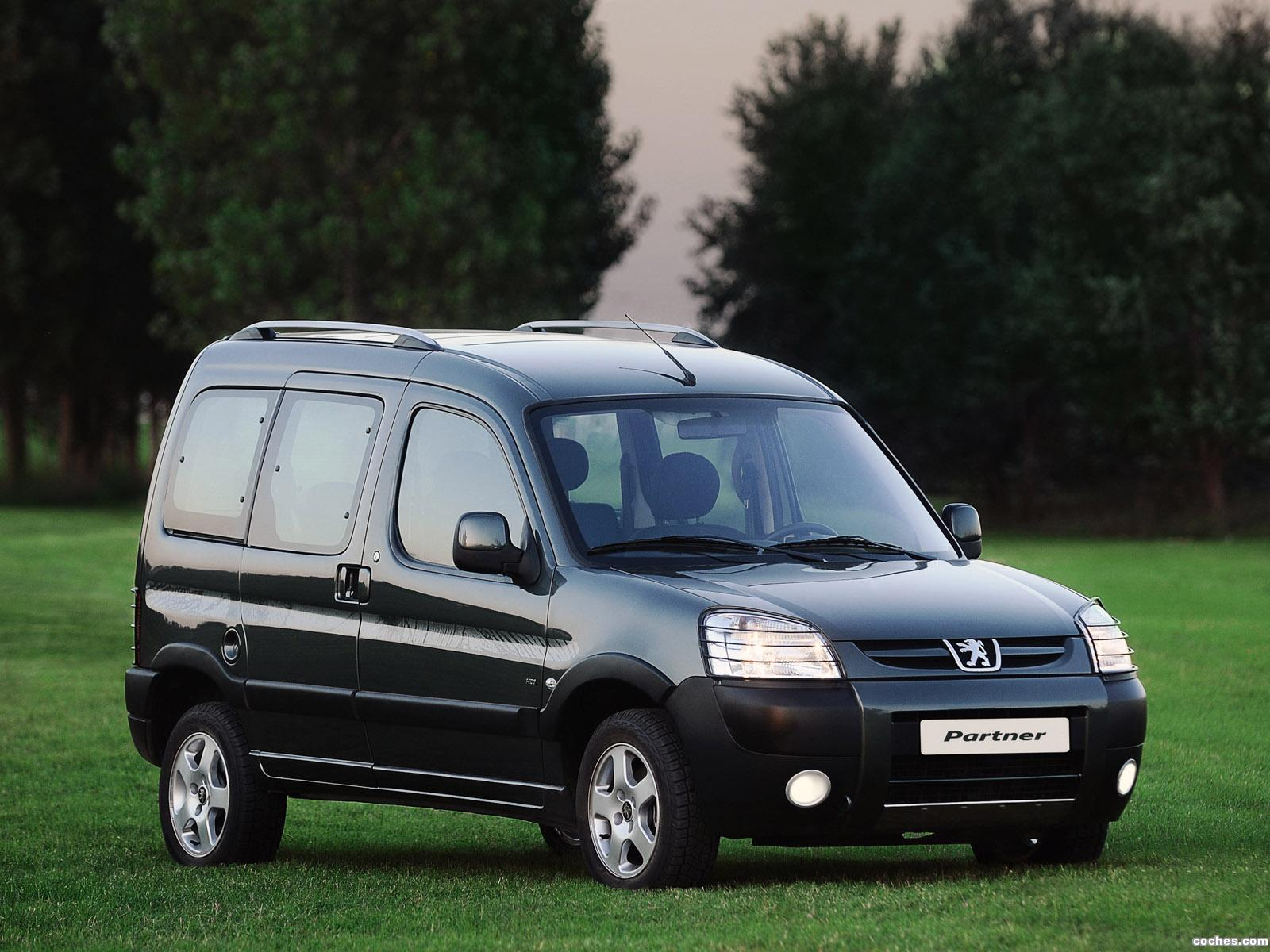 Foto 0 de Peugeot Partner 2003