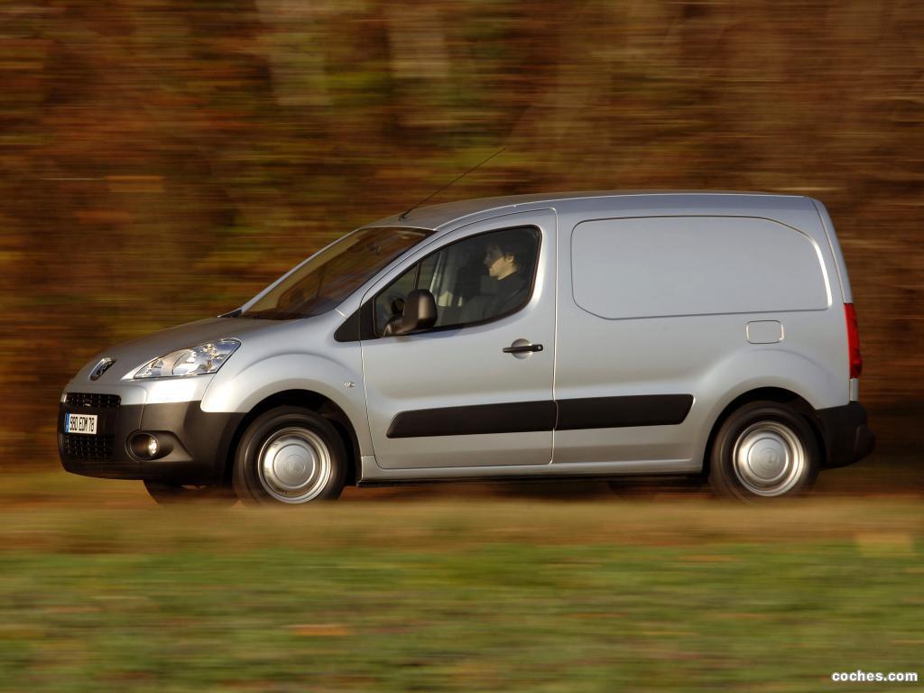 Foto 15 de Peugeot Partner II 2008