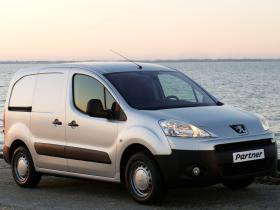 Fotos de Peugeot Partner II 2008
