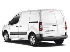 Ver foto 2 de Peugeot Partner Electric 2013