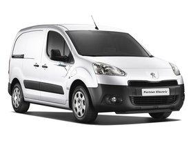 Fotos de Peugeot Partner Electric 2013