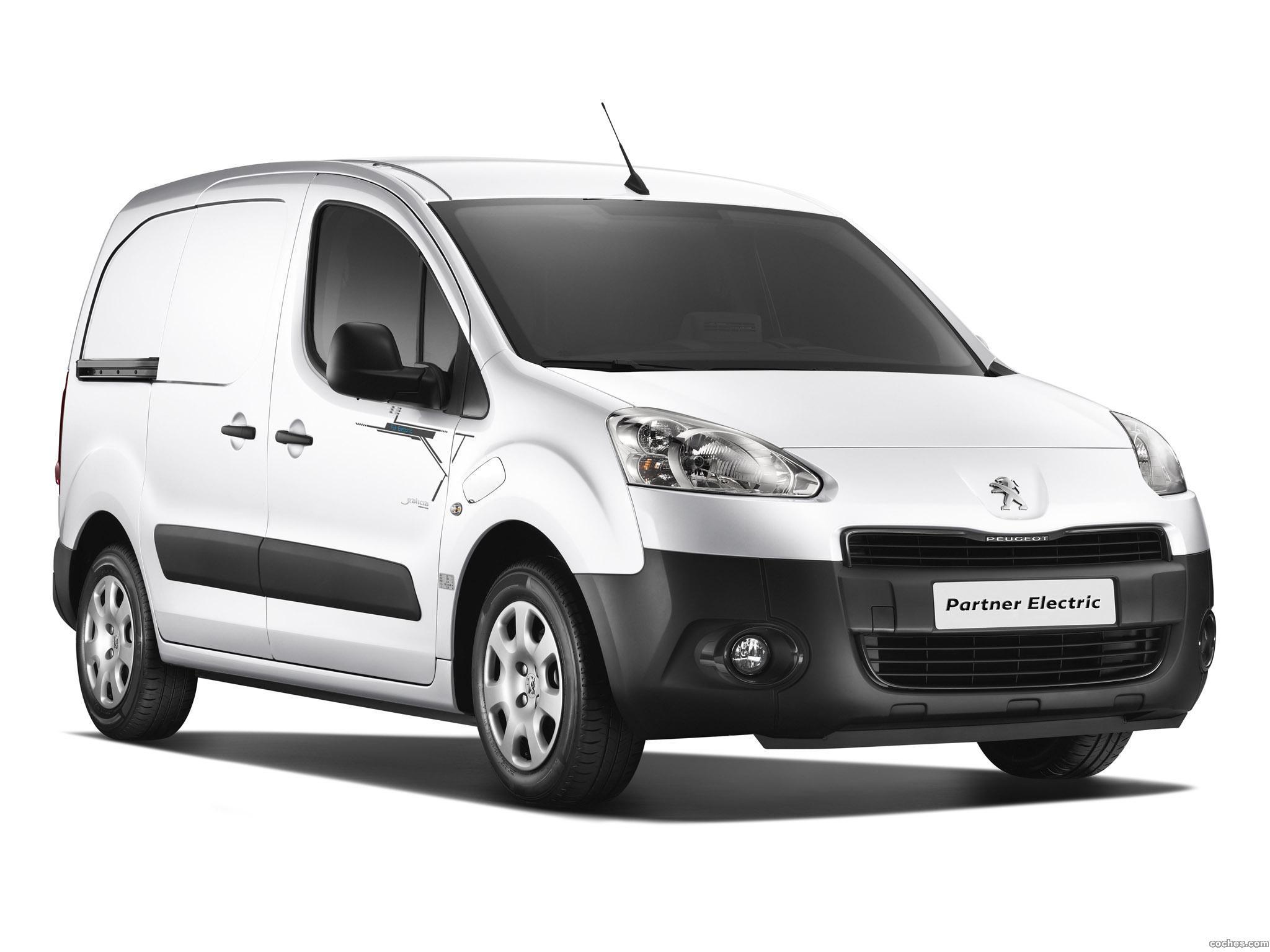 Foto 0 de Peugeot Partner Electric 2013