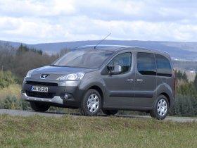 Ver foto 10 de Peugeot Partner Tepee 2009